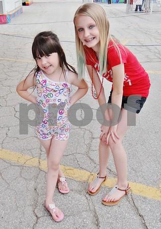 Ona and Zuri Roe