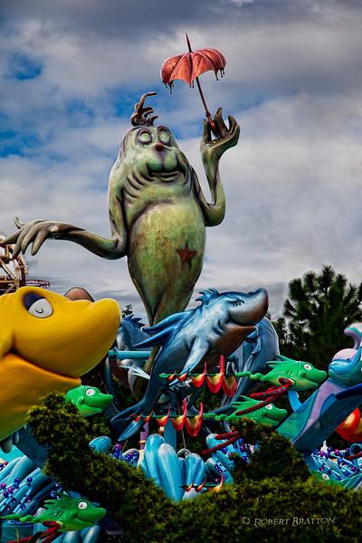 Dr. Seuss Creatures