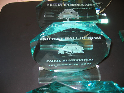 Carol - Nutley Hall of Fame