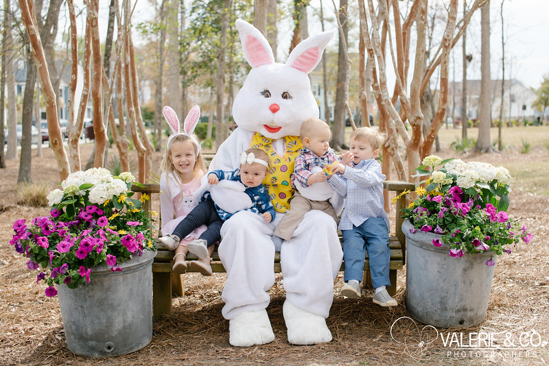 Valerie and Co-Carolina Bay Easter-2018-122