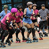 Carolina Roller Girls<br /> Dorton Arena <br /> Raleigh, NC<br /> May 18, 2008