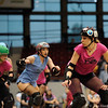 Carolina Roller Girls<br /> Dorton Arena<br /> Raleigh, NC<br /> May 18, 2008