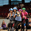 Carolina Roller Girls <br /> Dorton Arena<br /> Raleigh, NC<br /> May 18, 2008