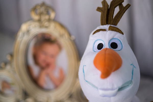 Caroline Kavaky's 6th Frozen Wonderland Party