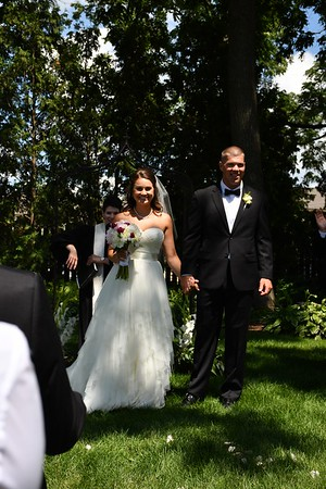 Caroline and Jace Wedding Day Pix