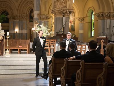 Caroline and Matthew's Wedding