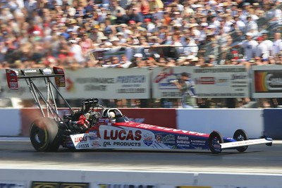 Morgan Lucas, Top Fuel Dragster