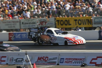 Terry Haddock, Top Fuel Funny Car