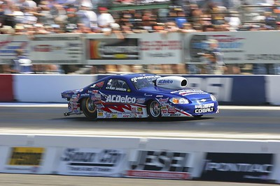 Kurt Johnson, Pro Stock