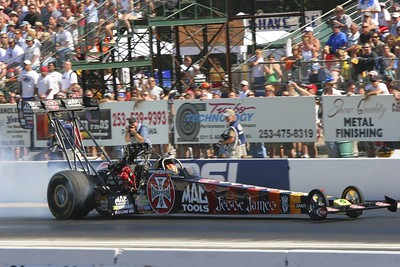 Scott Kalitta, Top Fuel Dragster