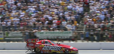 Cruz Pedregon, Top Fuel Funny Car