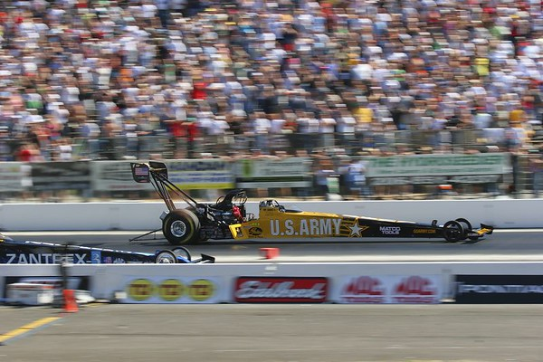 Tony Schumacher, Top Fuel Dragster