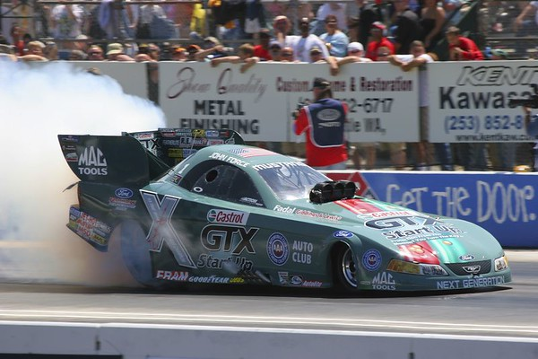 John Force, Top Fuel Funny Car