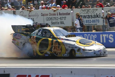 Tony Pedregon, Top Fuel Funny Car
