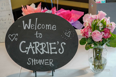 Carrie's Wedding Shower
