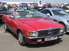 Mercedes Benz at Silverstone Classic July 2012