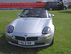 BMW Z8 at Silverstone Classic July 2012
