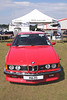 1980s BMW M6 at Silverstone Classic July 2012