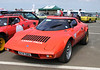 Lancia Stratos HF at  Silverstone Classic 2012