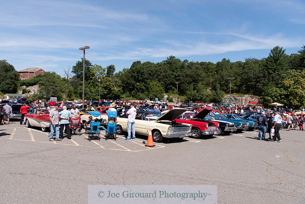 Cars and Cops Car Show