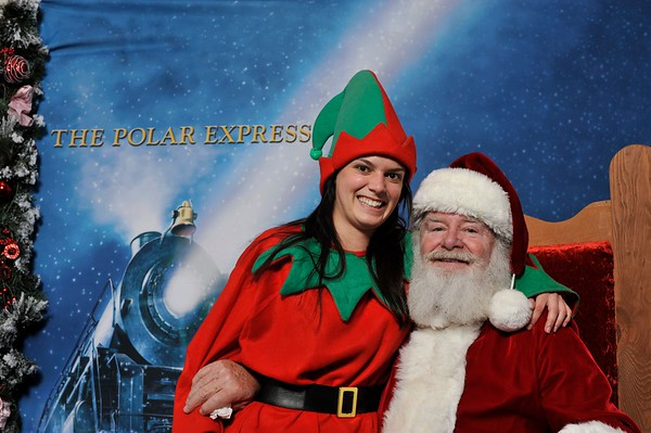 Carson City Polar Express