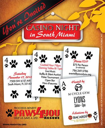 Casino Night South Miami 2012
