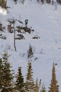 Ian Borgeron's bottom air.
