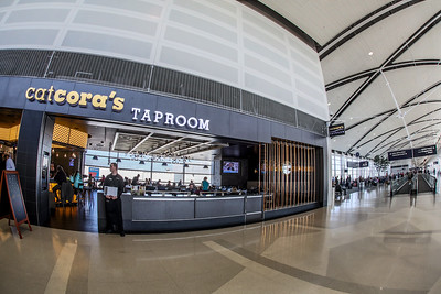 Cat Cora Taproom Detroit