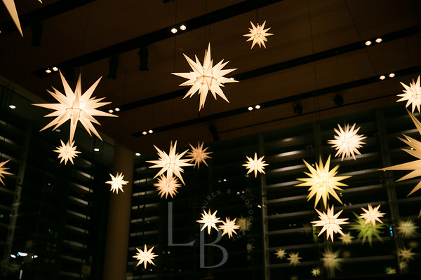 2016 12.8 BeEvents at Ordway & Orchestra Hall | Holiday Decor