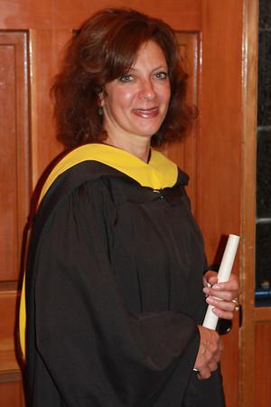 Cathy Graduation