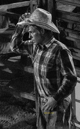 D, too grainy and dark?    Cowboy_hand on hat 7589 B&W Hd