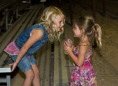 Riley girl & Leila 1387