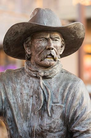 Brass Cowboy  CCrk 2832