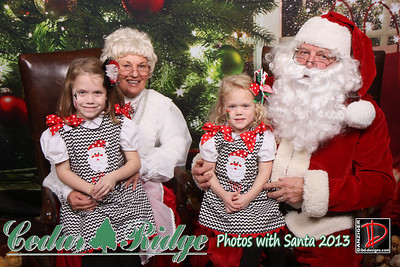Cedar Ridge Christmas 2013
