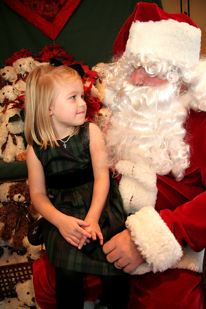 Cedar Ridge Country Club Santa Photos 12/8/07