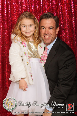 Daddy-Daughter Dance 2018