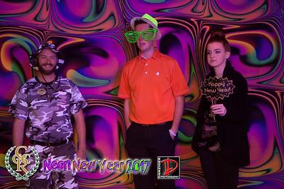 "NYE 2017 ""Neon New Year"""
