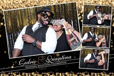 Cedric & Quantina 9-23-17