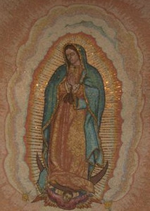 Celebrate Our Lady of Guadalupe