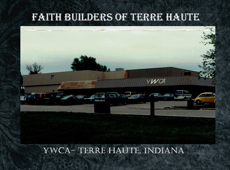 Slide 4- faith builders of terre haute at the YWCA