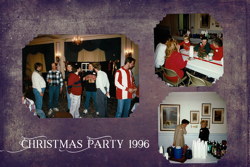 christmas party 1996
