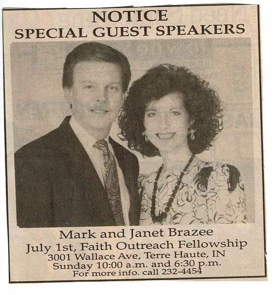 Mark & Janet Breeze