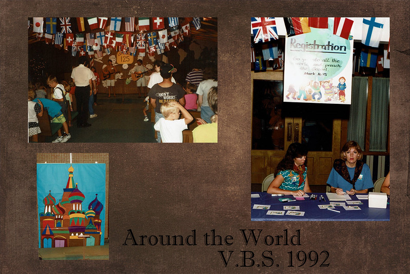 VBS 1992 around the world