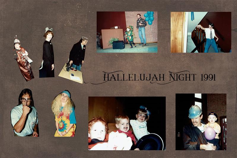 Hallelujah slide 1 1991