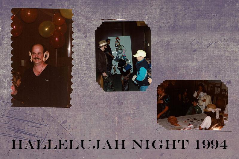 hallelujah night slide 2 1994