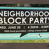 Fellowship through the years slide 13 neighborhood block party 2017