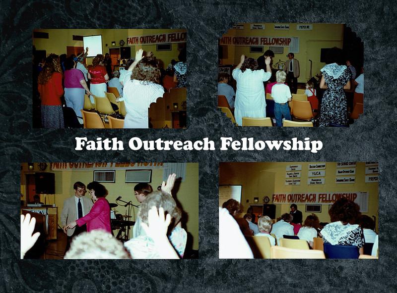 Slide 6 - Faith Outreach Fellowship Y