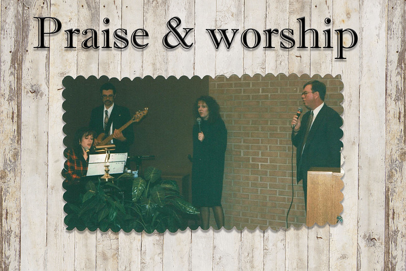 praise and worship slide 1