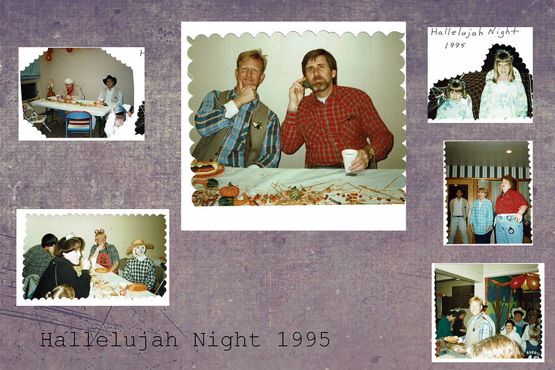 Hallelujah slide 2 1995