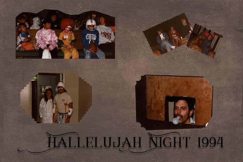 hallelujah night slide 1 1994